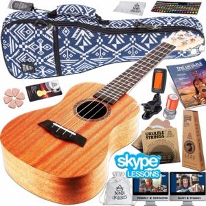 Bondi ukulele for beginners starter kit