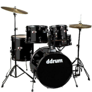 ddrum D120B BR D Series 5 Piece Drum kit