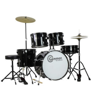 Gammon Percussion SP5 BK jazz drum sets