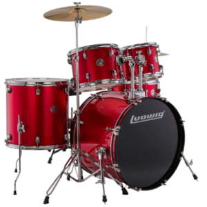 Ludwig Accent Series (LC17514) Drum Set