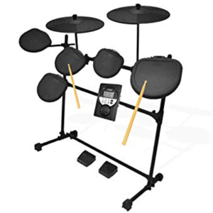 Pyle Pro 9 Piece Electronic Drum Set
