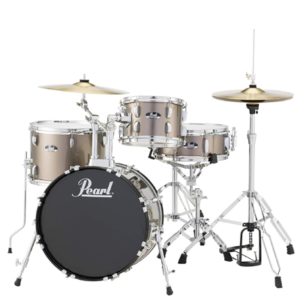 Pearl RS584CC707 Roadshow 4-Piece Jazz Drum Set