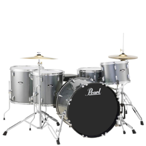 Pearl Roadshow RS525WFC/C706 5-Piece beginners Drum Set