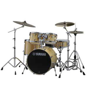 Yamaha Stage Custom Birch 5-Piece Shell Pack Drum Set