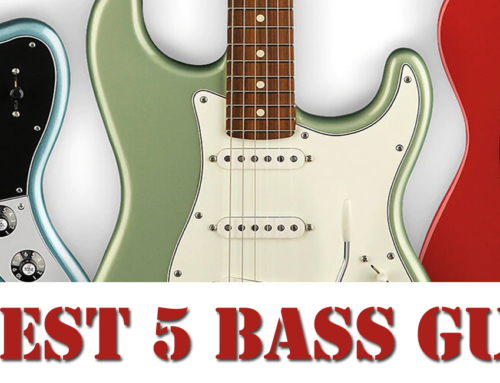 The Best 5 Bass Guitars of 2020 – Top 5 Rated Reviews
