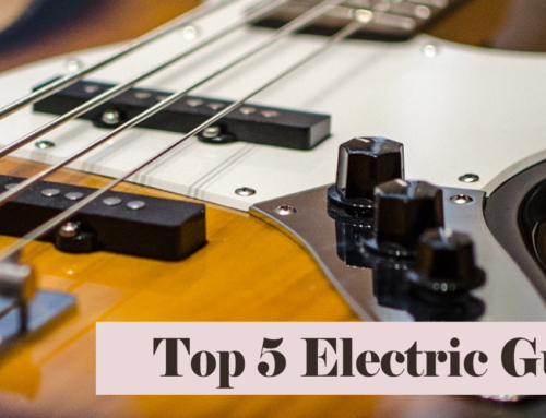 Top 5 Best Selling Electric guitar of 2020 – With Complete Buying Guide