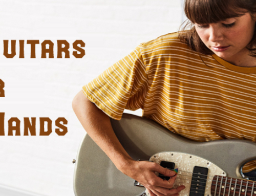 5 Best Guitars for Small Hands – Guide to Buy Perfect Guitars