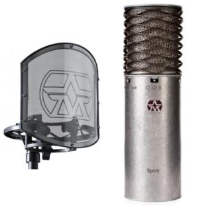 Aston Microphones Spirit Condenser Microphones