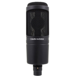 Audio-Technica AT2020 Best Condenser Microphone