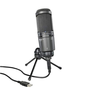 Audio-Technica (AT2020USB+) USB Microphone