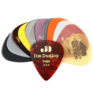Dunlop PVP101 guitar picks
