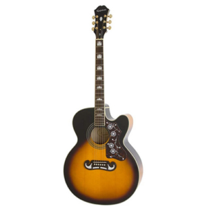 Epiphone EJ-200SCE Country Guitar