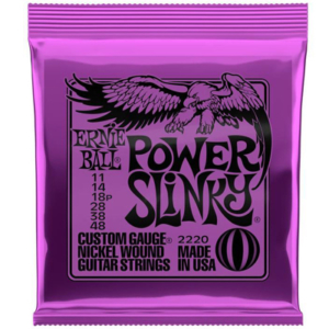 Ernie Ball 2220 Power Slinky Guitar Strings