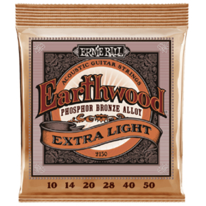Ernie Ball Phosphor Bronze Guitar Strings