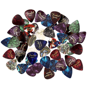 Fender Premium guitar picks