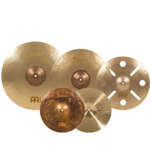 Meinl Cymbals BV 480+B16TRC Cymbal Pack