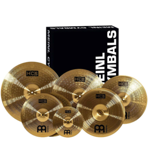 Meinl HCS Complete Cymbal Set-Up Cymbal Pack