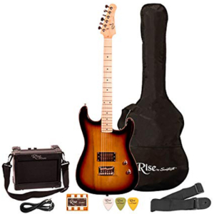 Rise by Sawtooth Kids Electric Guitar