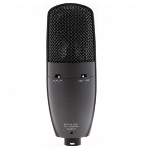 Shure SM-27 Condenser Microphones