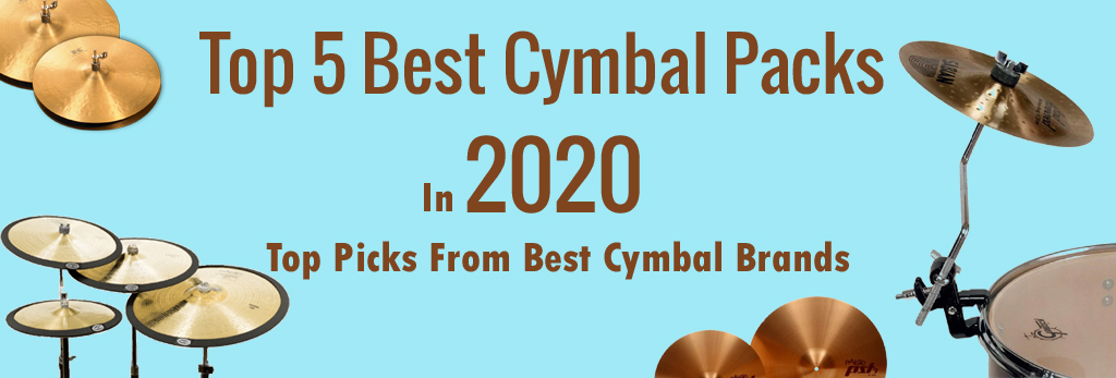 Best 5 Cymbal Packs in 2020