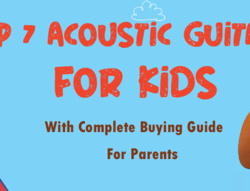 7 Best Kids Acoustic Guitars – 2020 Buying Guide for Parents