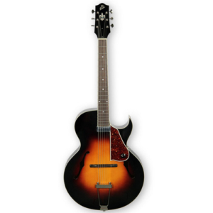 Loar LH-350 VS Jazz Electric Guitar