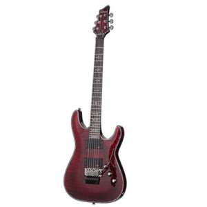 Schecter Hellraiser C-1 FR Metal Guitar