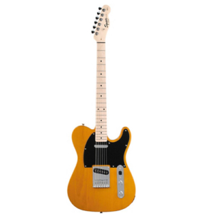 Squier Affinity Telecaster Blues Guitar