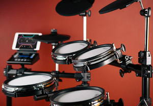 Electronic Drums category banner