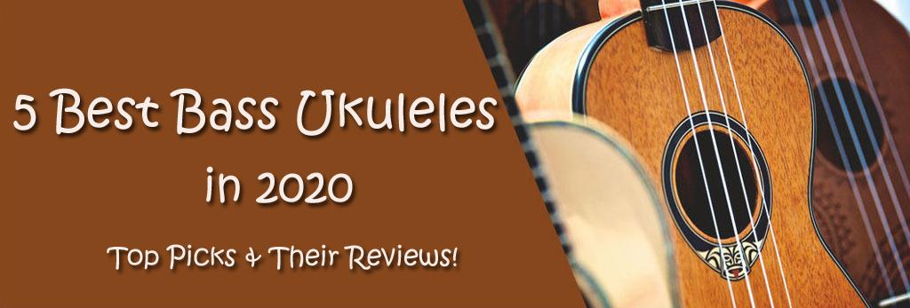 Best 5 Bass Ukulele in 2020