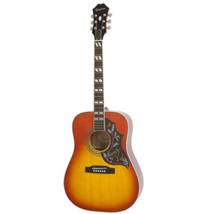 Epiphone Hummingbird Pro Acoustic Guitar under $1000