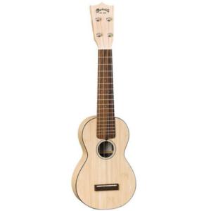 Martin 0X Bamboo Soprano Ukulele