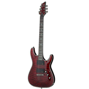 Schecter C-1 Electric Guitar Under $500