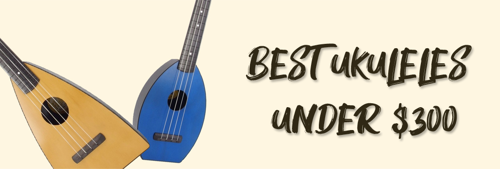 Review for the Best Ukuleles Under $300 - Buy 6 Top Ukulele Online